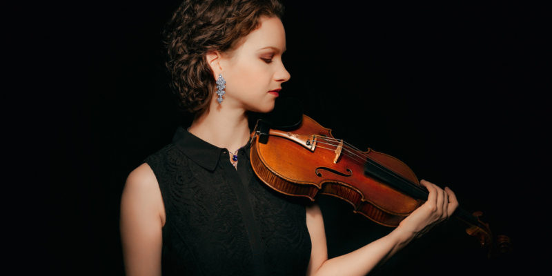 Hilary Hahn Nottingham Classics Season 2016-2017