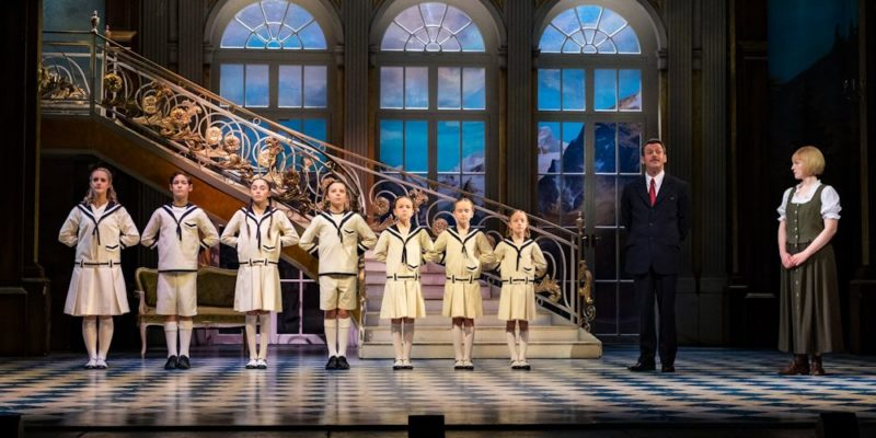 The Sound Of Music - Theatre Royal and Royal Concert Hall
