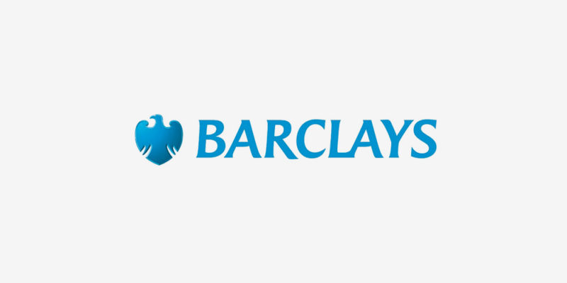 Company Logo for Barclays