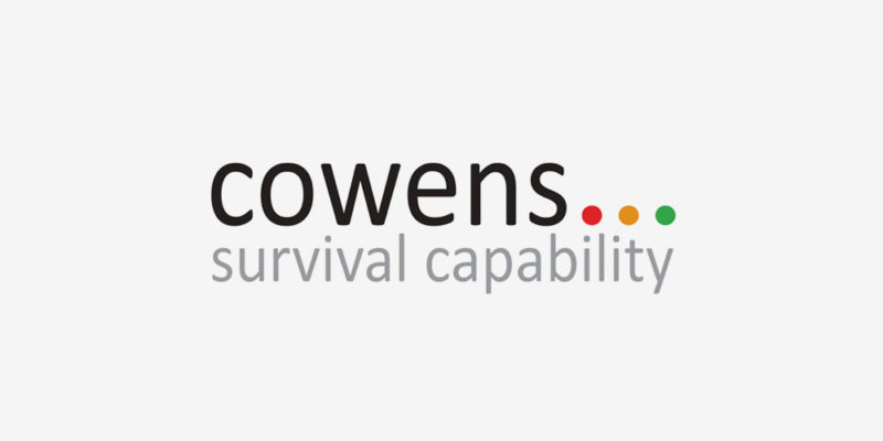 Company Logo for Cowens