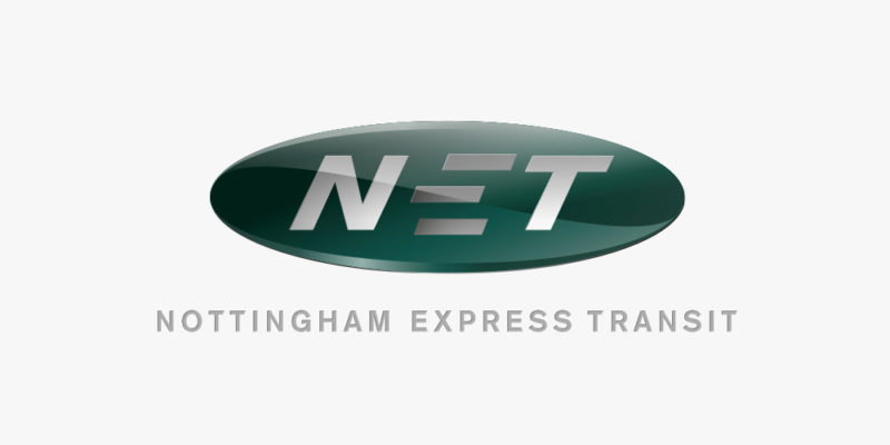 Company Logo for Nottingham Express Transit (NET)