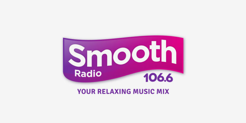 Company Logo for Smooth Radio