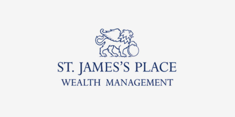 Company Logo for St. Jame's Place Wealth Management