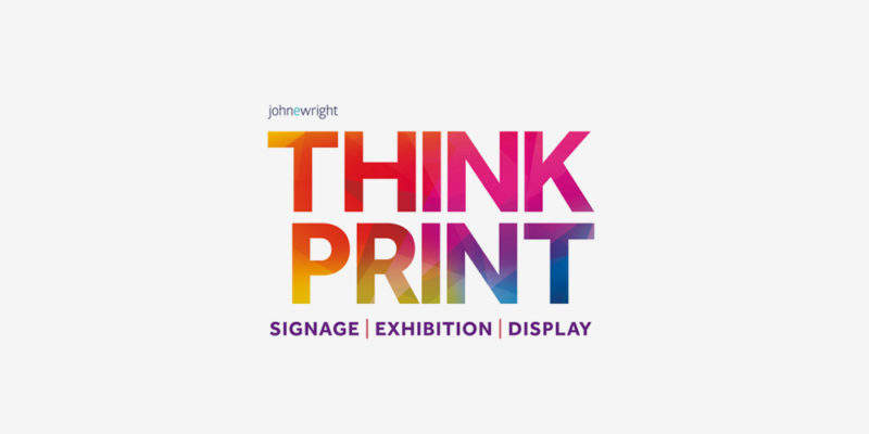 Company Logo for Think Print