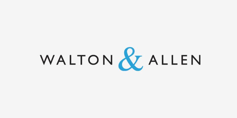 Company Logo for Walton & Allen