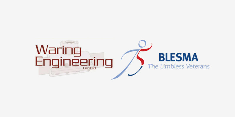 Company Logo For Waring Engineering and Blesma
