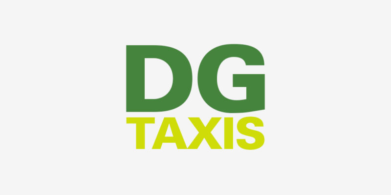 Company Logo for DG Taxis