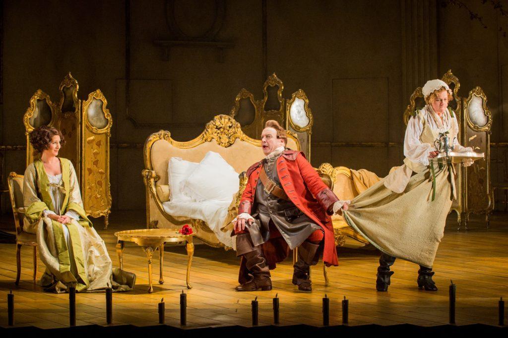 Der Rosenkavalier Darsteller