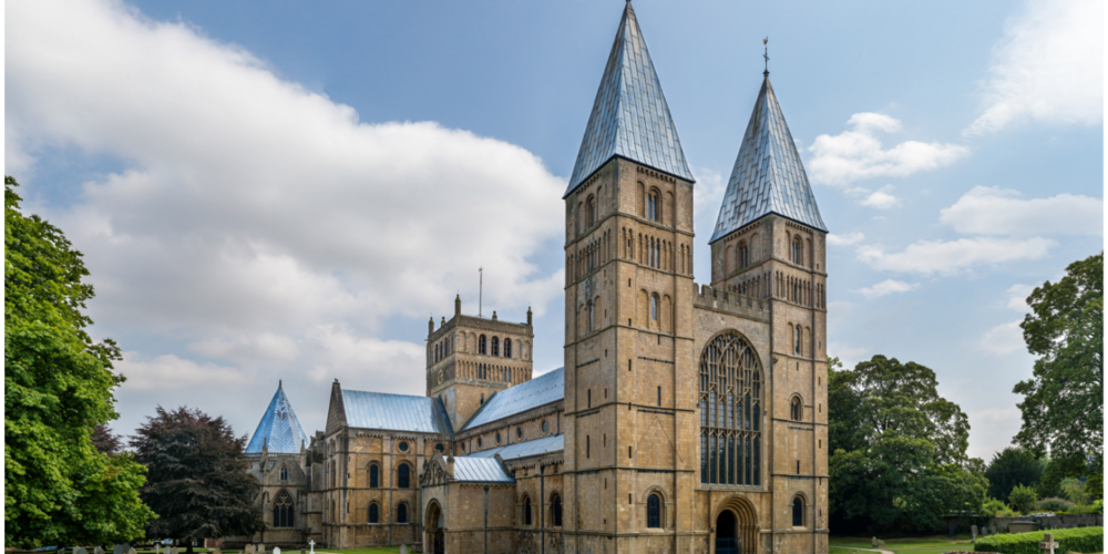 NPO at Southwell Minster 2018