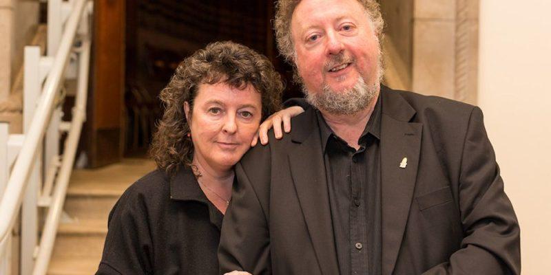 Carol Ann Duffy & John Sampson