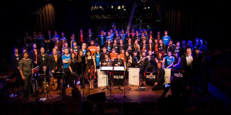 National Youth Jazz Orchestra, BuJazzO, NJJO