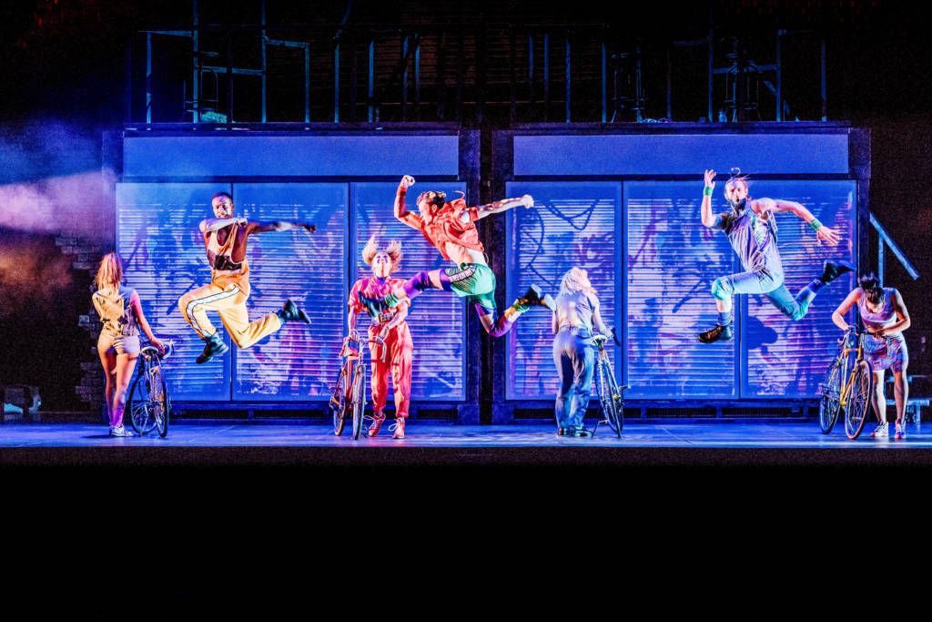 Flashdance Musical Frankfurt