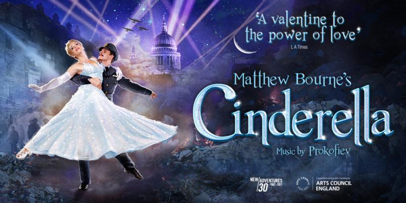 Matthew Bourne's Cinderalla