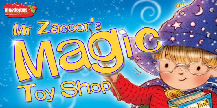 The Magic Toy Shop Tickets