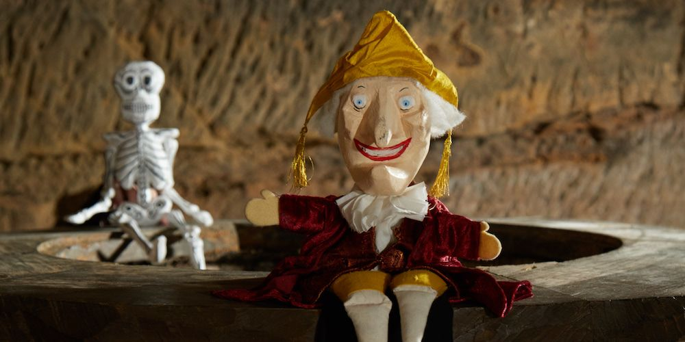 The Diabolical Mr Punch