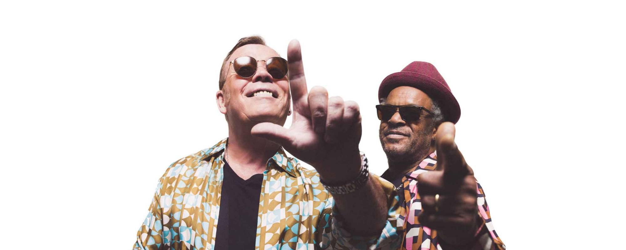UB40 featuring Ali, Astro & Mickey, Royal Concert Hall