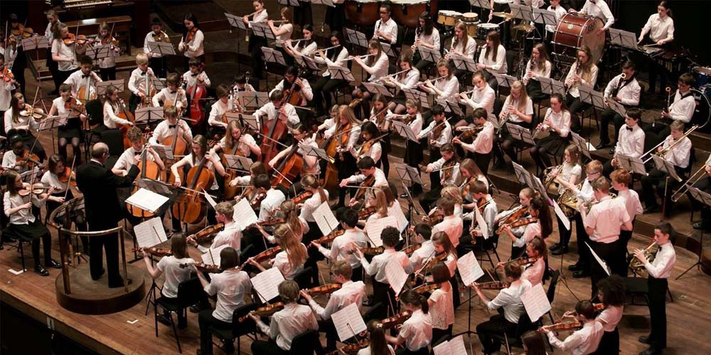 Nottingham Youth Orchestra: Training & Intermediate Orchestras Afternoon Concert