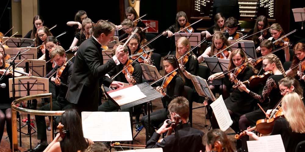 Nottingham Youth Orchestra: Senior Orchestra Evening Concert