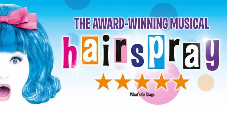 Hairspray Nottingham 1000x500